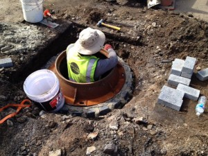 Catch Basin Repair at Lincoln Park, Parsippany, NJ