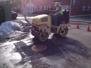 catch basin repair in Parsippany, NJ
